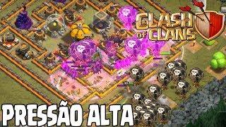 NOVAS FASES DO MAPA DO MODO CAMPANHA NO CLASH OF CLANS - PRESSÃO ALTA ‹ Fernando099 ›