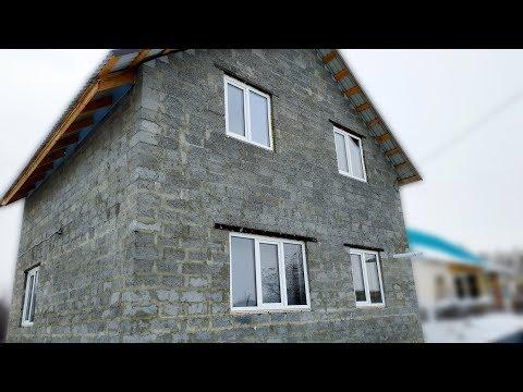 Можно ли жить в неутепленном доме из керамзитных блоков и почему именно керамзитоблок?