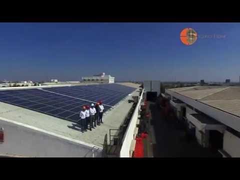 EQUINOX SOLAR PVT LTD- INDUSTRIAL  SOLAR PV PLANT -100 KW
