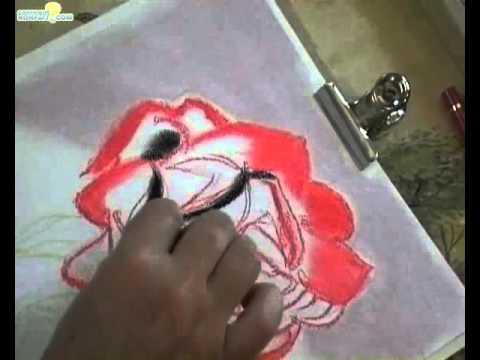 Admirable Réaliser un tableau au pastel sec - YouTube FX-64