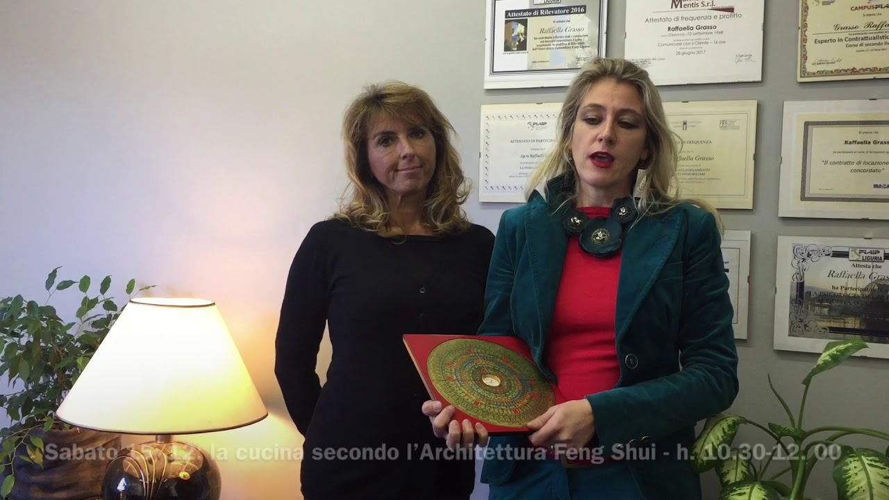 LA CASA IN ARMONIA CON TE - Focus sulla LA CUCINA - YouTube