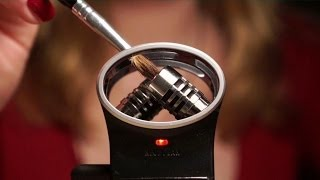 asmr brushing the microphone without a windshield request 11