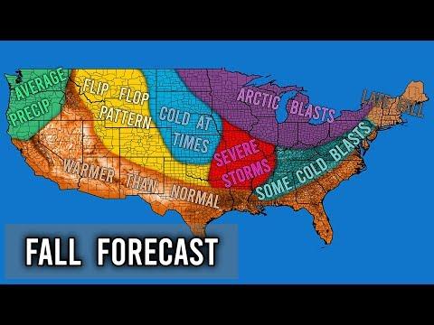 3rd Fall 2019 Forecast