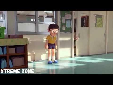 Nobita's perfect love for shizuka- Perfect