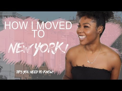MOVING TO NEW YORK: One Year Update, Finances, Apartment Hunting and Living Dolo! | Jazmyne