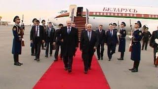 В Баку открыли новое здание посольства Беларуси в Азербайджане