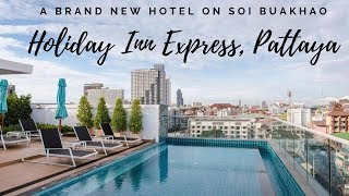 Holiday Inn Express Pattaya Central hotel review.