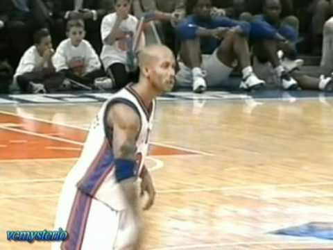 Stephen Marbury 38pts-14ast vs. Mavericks (01.12.2004)