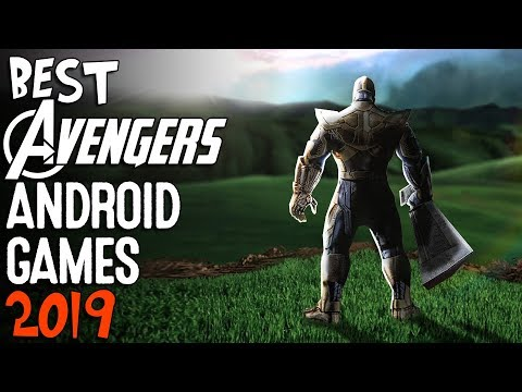 Best Avengers Games For Android | Marvel Android Games 2019
