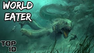 Top 10 Scary Creatures That Could End The World