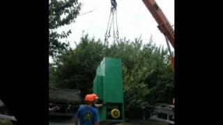 Монтаж-демонтаж оборудования.  Такелажные работы.(, 2011-01-18T04:55:39.000Z)
