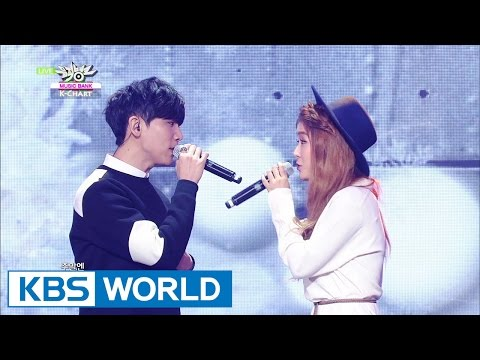SoYou & JunggiGo - Some | 소유 & 정기고 - 썸 [Music Bank K-Chart / 2014.12.19]