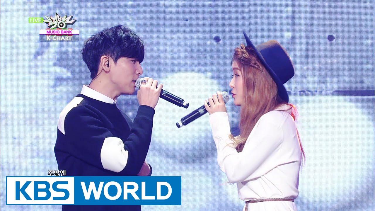 Download SoYou & JunggiGo - Some   소유 & 정기고 - 썸 [Music Bank K-Chart / 2014.12.19]