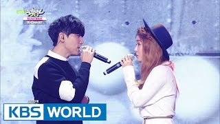 Cover images SoYou & JunggiGo - Some | 소유 & 정기고 - 썸 [Music Bank K-Chart / 2014.12.19]