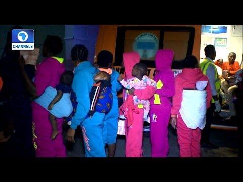 Migrant Crisis: Returnees Recount Ordeal In Libya