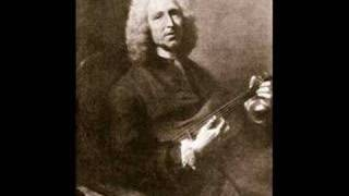 Jean Philippe Rameau - suite in G minor