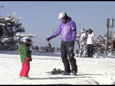 Yongpyong Ski Resort Korea Tour 龙平滑雪度假村 (용평리조트)