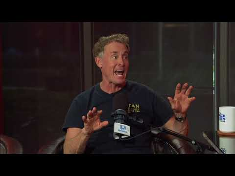 Actor John C. McGinley on Sharing the Stage with Al Pacino  The Rich Eisen   112117