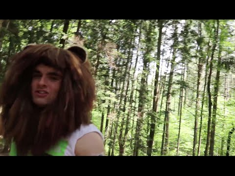 LION SPOTTED IN THE WOODS!?