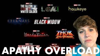 WHO'S EXCITED FOR MARVEL PHASE 4???