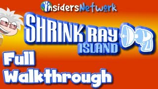 ★ Poptropica: Shrink Ray Island FULL Walkthrough ★