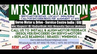 MTS Automation Dubai Heidenhain Sick Stegmann Encoder Memory Align Resolver Adjust Repair UAE Saudi