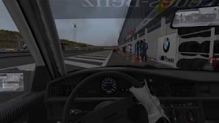 Assetto Corsa 190 E DTM Evo II On Zandvoort