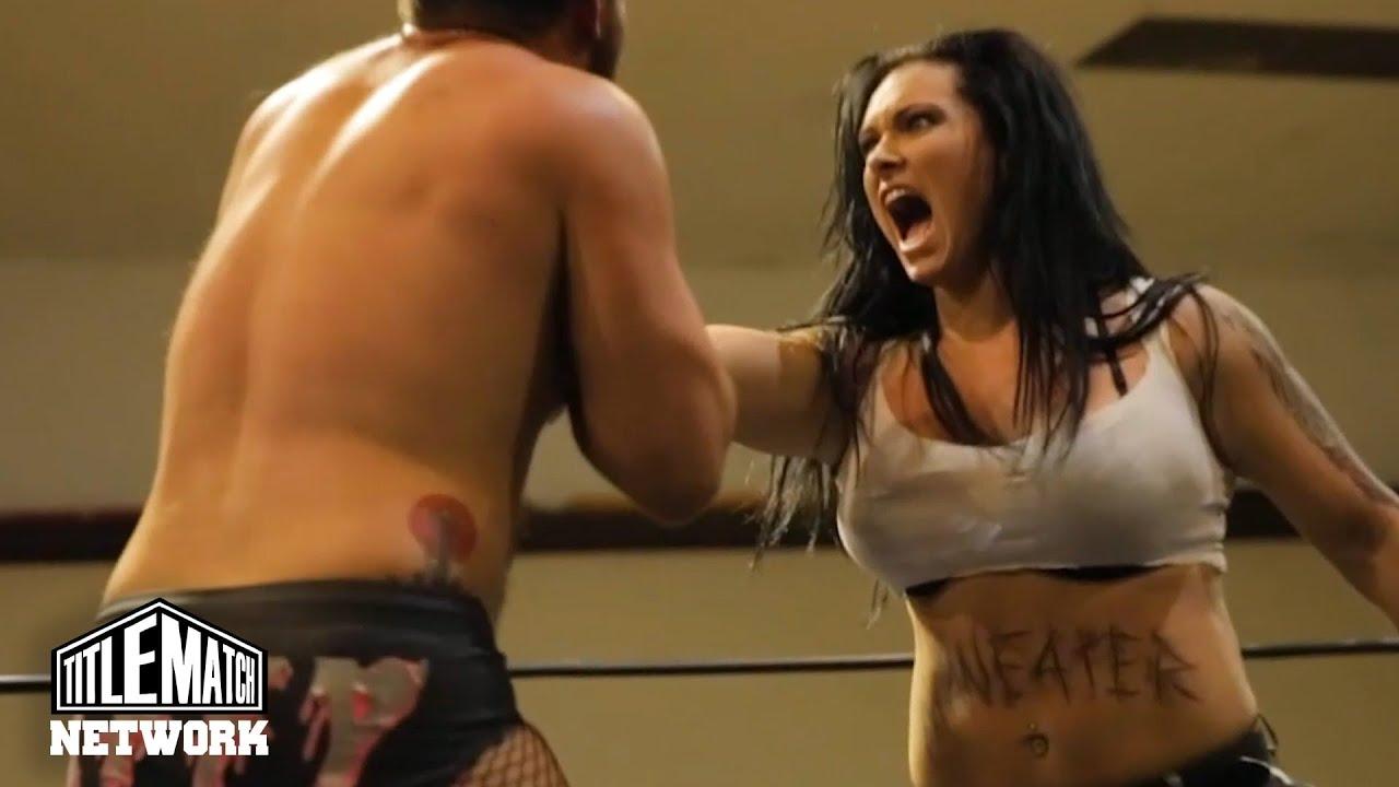 Maria Manic vs Effy (Intergender Wrestling) iPPV Version