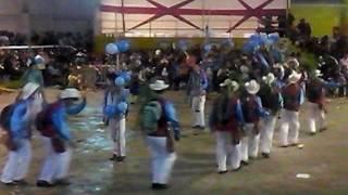 carnaval de sangayaico - ganadores 4º INGENIERIA ZARATE 2016