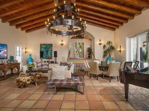 Casa de santo tom s in rancho santa fe california youtube for Casa in stile santa fe