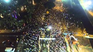 Honolulu Marathon 2015 Drone Video