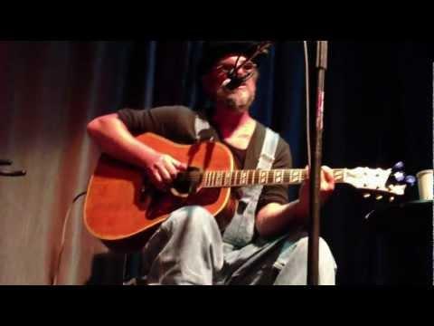 "Greg Brown live ~ ""Just By Myself"" 4-26-12, Portland, ME"