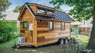 Cedar Mountain By New Frontier Tiny Homes | Lovely Tiny House