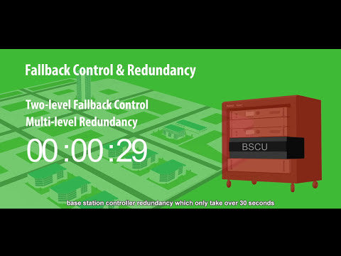Hytera DMR Trunking grows with you - Digital Mobile Radio