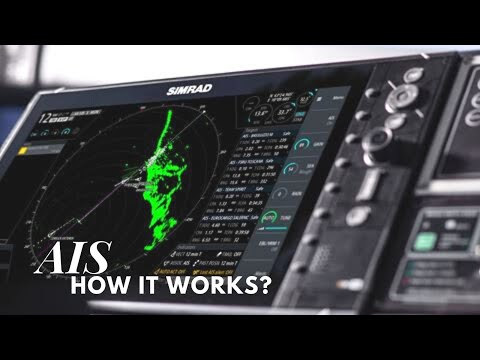 Ship AIS | How it works? HD