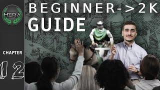Beginner To 2k Guide Aoe2   Playing From Behind & How To Play Late Game