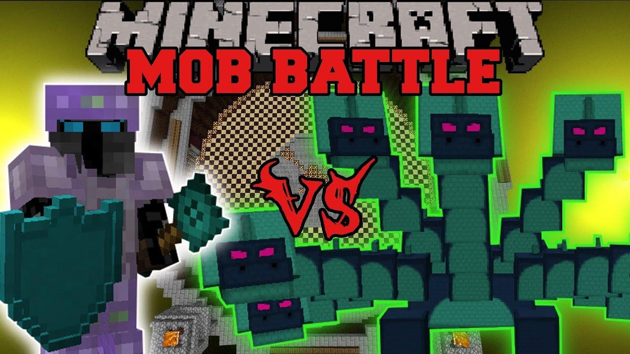 iron hydra minecraft videos