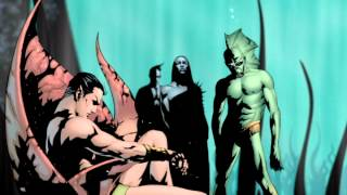 Marvel Knights: Inhumans (3/9) Namor in Atlantis (2013)