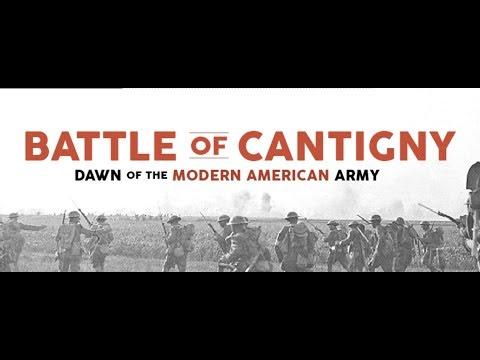 Battle of Cantigny: Dawn of the Modern American Army