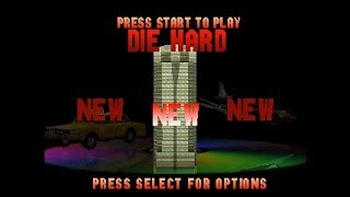 PSX Die Hard Trilogy - Die Hard