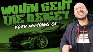 HOW DEEP? // FORD MUSTANG GT - WOHIN GEHT DIE REISE?