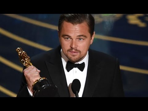 Leonardo DiCaprio Used Oscar Acceptance Speech To Deliver Important Message