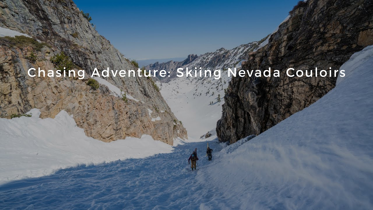 Backcountry Skiing Nevada