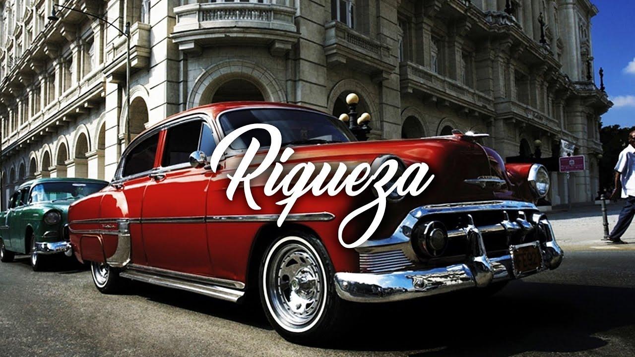 Latin Trap Beat | Riqueza / Hard Latino Rap & Hip Hop Instrumental 2019