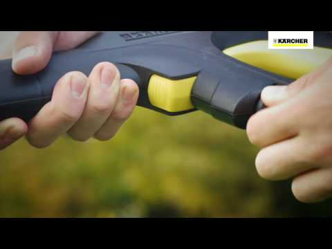How to replace your Karcher G160 Trigger Gun