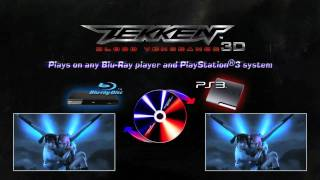 PS3 - Tekken Hybrid official video game trailer