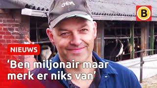 1 op de 5 miljonairs in Nederland  is boer, blijt uit cijfers van het CBS