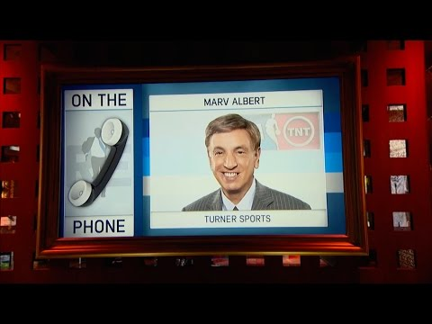 Legendary Broadcaster Marv Albert Talks NBA Playoffs & More - 5/22/17