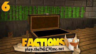 "Minecraft FACTIONS ""AUTOMATED SUGAR CANE FARM"" S2E6 (Minecraft PVP Factions Server)"