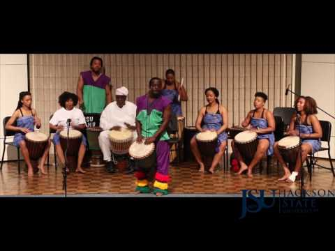 African Drum and Dance Spring Concert 2017